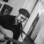 Omid Gollmer solo live.